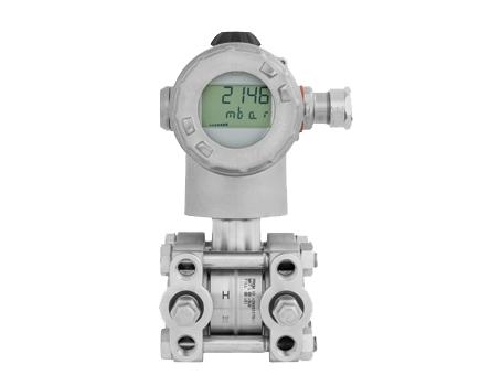 403023/JUMO DTRAN P20 DELTA Ex D 带显示器差压变送器/传感器